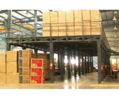 Industrial Mezzanine Floor Manufacturer