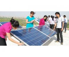 Solar Power Plant Design Course
