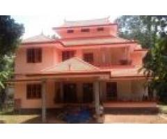 Newly built house in 22.5 cents of land for sale in paripally kollam