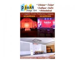Stage Art, Conferences & Exhibitions, Marriage Decorations, Event managemenet