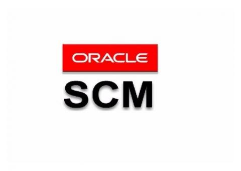 Oracle Scm Functional Training in Hyderabad-CSS