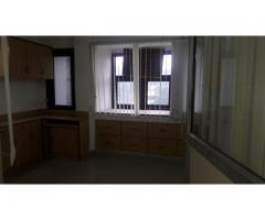 Semi-Furnished Office for rent