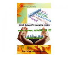 BOOK KEEPING SERVICES IN UK
