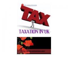 TAXATION IN UK