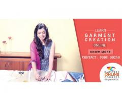 HOC's Garment Creation Course Online to Learn Making Designer Garments