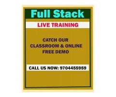 Best Full Stack Online Training institute in Hyderabad
