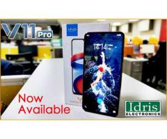 Vivo V11 Pro Now Available In Idris Electronics Raipur Authorised Dealer of Vivo Mobiles