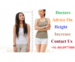 Doctors advice on height increase in pune|+91-8010977000