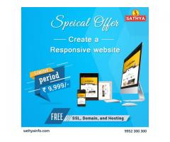 Website Offer - Free Web Hosting, Domain, SSL