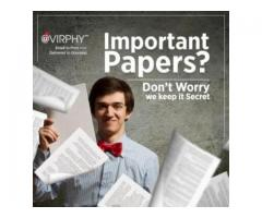 Online document printing India-virphy.smuuth.service