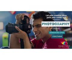Experience a New Class in Photography Classes With Hamstech