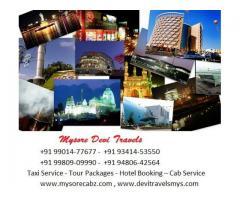 Mysore Local Travels +91 93414-53550 / +91 99014-77677
