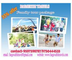 Tempo Traveller in Rental at a low cost