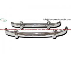 Saab 93 year (1956-1959) bumper stainless steel