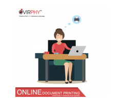 Printing PDF Files Online Services