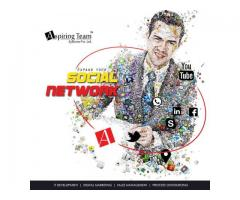 Social Media Marketing Agency in India – aspiringteam.com