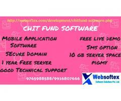Chit Fund Software in Kothagudem