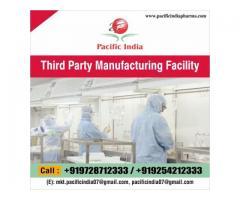 PACIFIC INDIA-THIRD PARTY PHARMA COMPANY