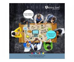 Social Media Marketing Company in Delhi – aspiringteam.com